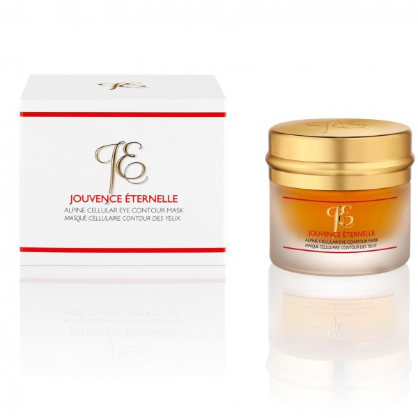 Jouvence Eternelle - Alpine Cellular Eye Contour Mask - JG021