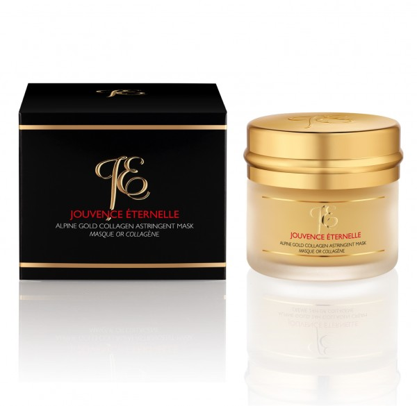 Jouvence Eternelle - Alpine Gold Collagen Astringent Mask - JG101